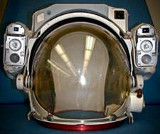 Replica Space Helmet