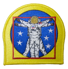 Space Suit Insignia
