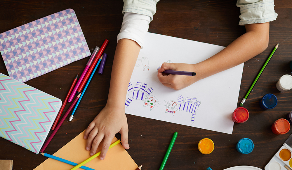 Art Studio: Learn To Draw (Ages 6-8)