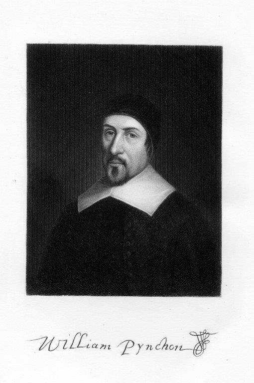 Portrait Of William Pynchon