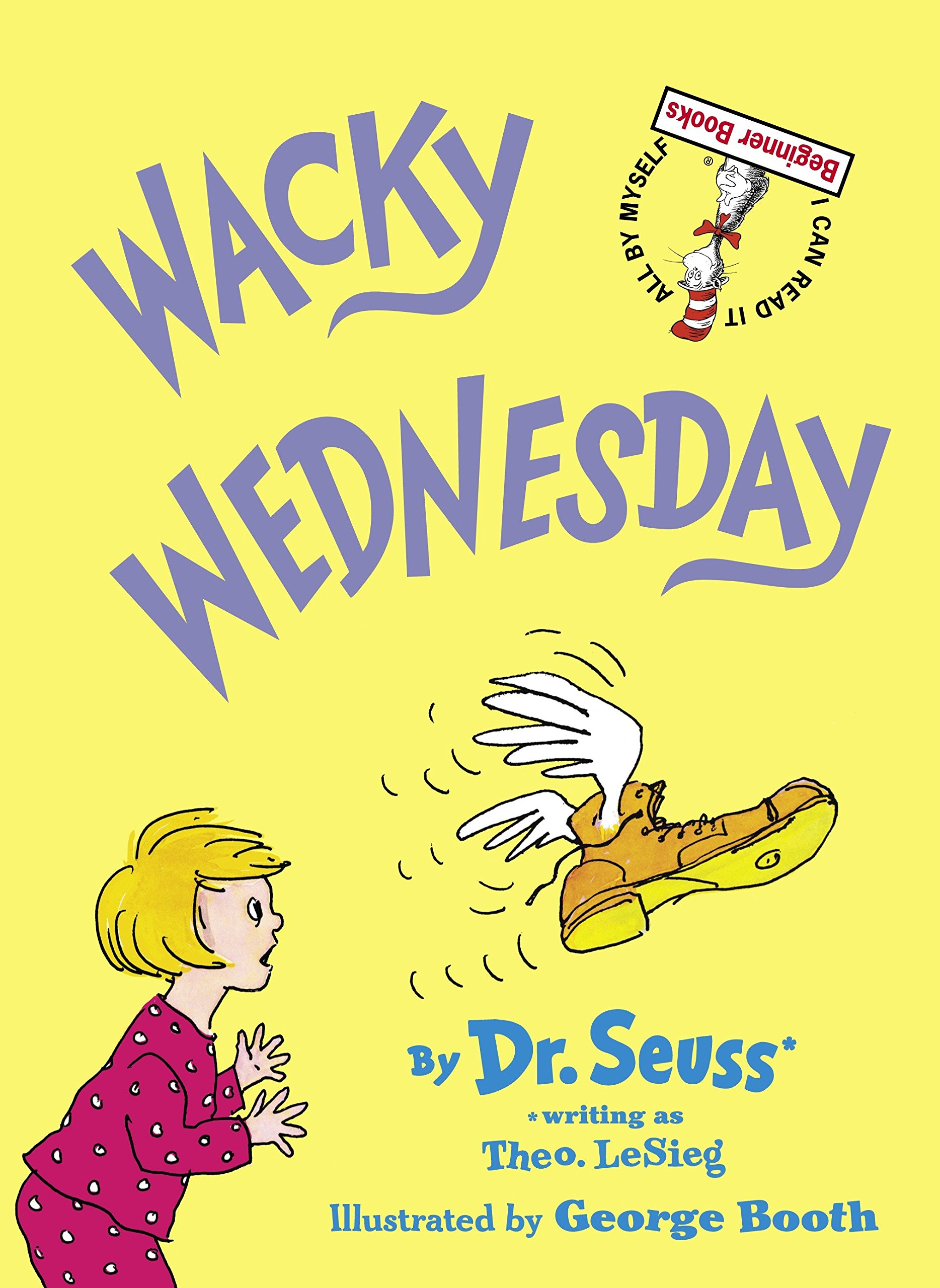 Wacky Wednesday by Dr. Seuss writing as Theo LeSieg