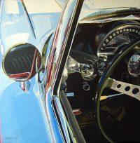 © Ken Scaglia, Arc of a Driver, 2014