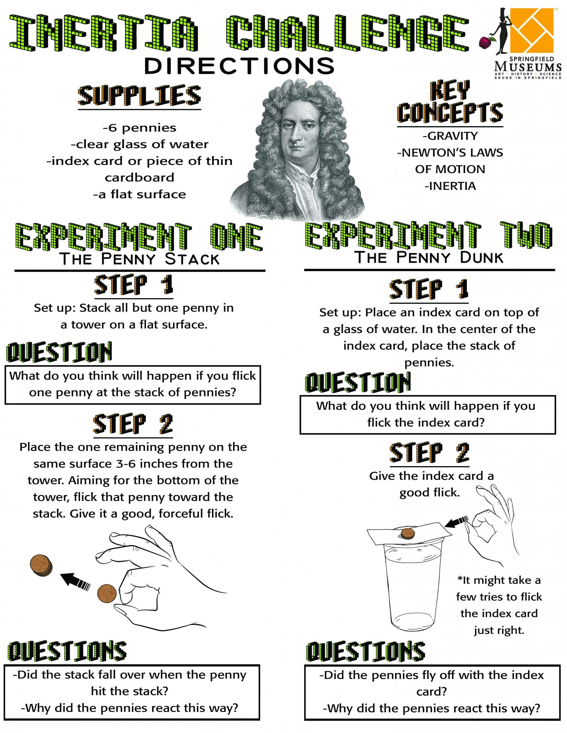 Inertia Challenge