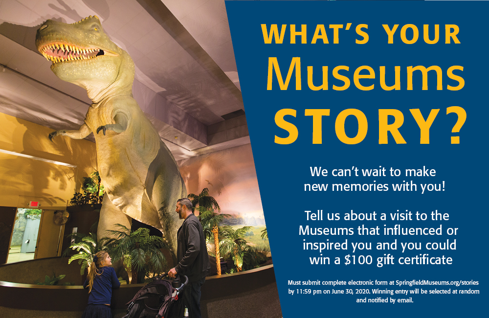 What's Your Museums Story?
