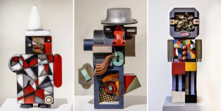 Chance Encounters: Mixed Media Constructions By Shawn Farley