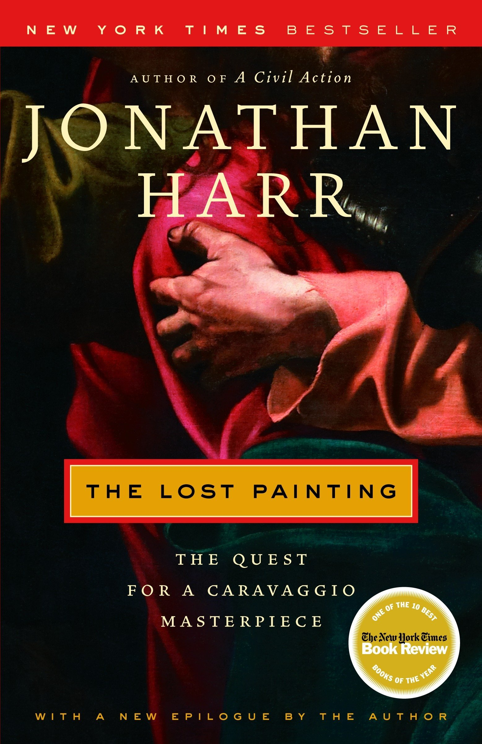 Book cover for The Lost Painting