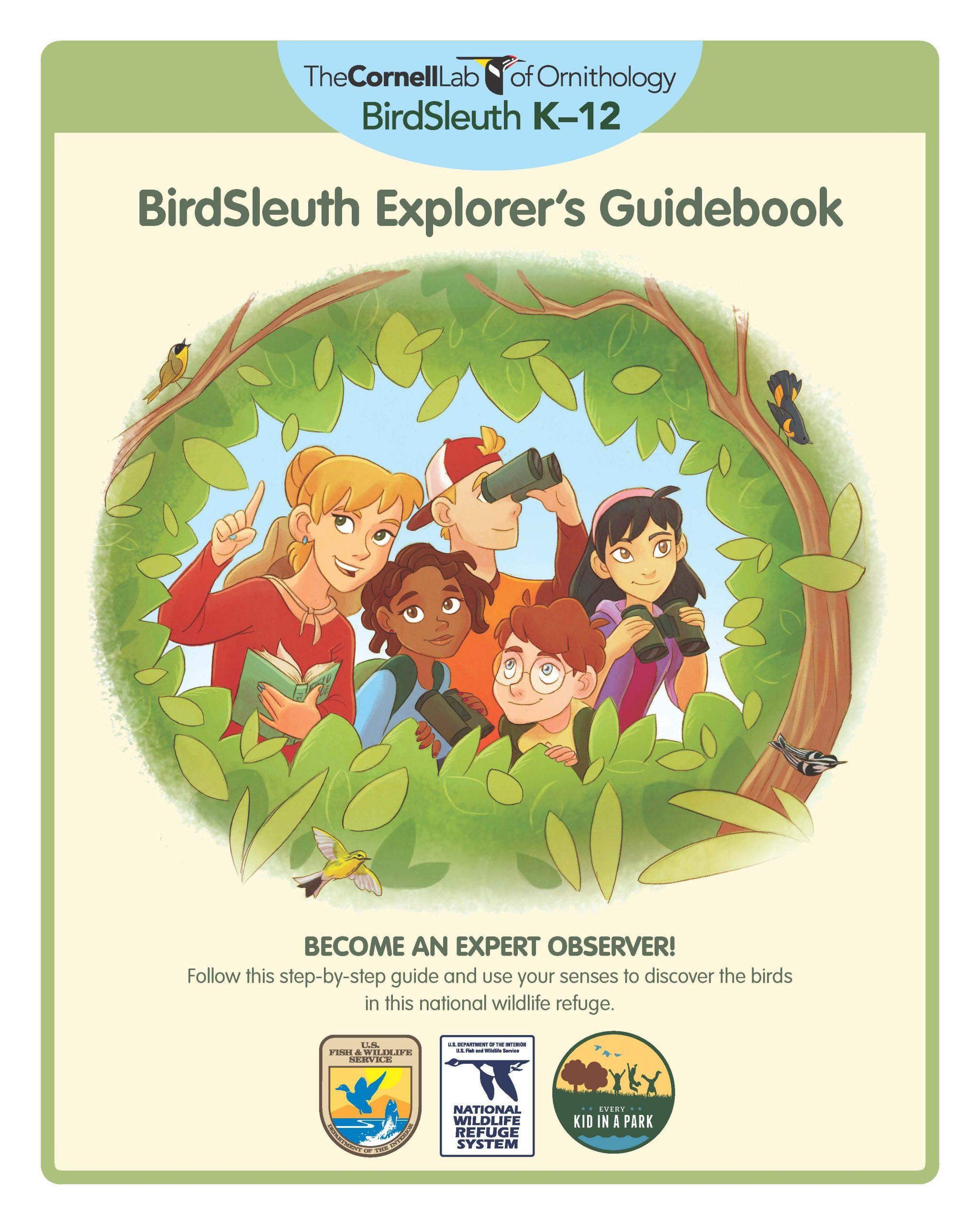 Bird Sleuth Explorer's Guide Book