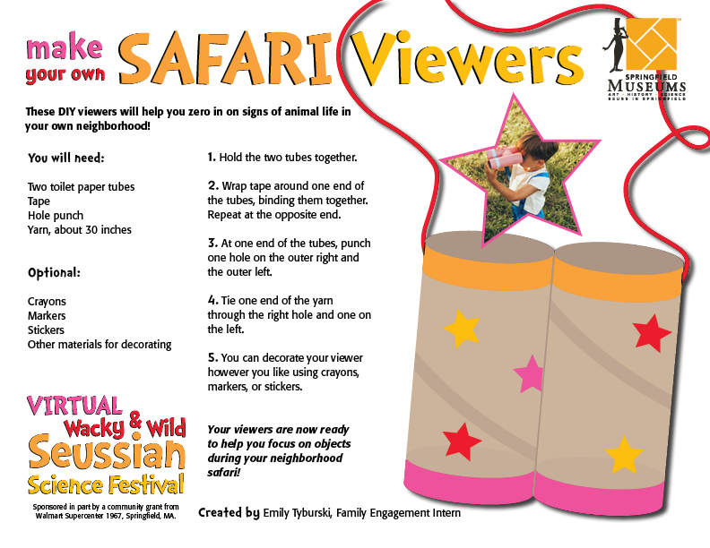 Make Your own Safari Viewers