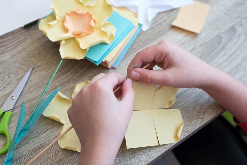 Paper Sculpture Creations