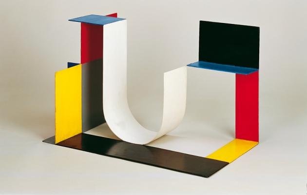 Modern Sculpture by Katarzyna Kobro