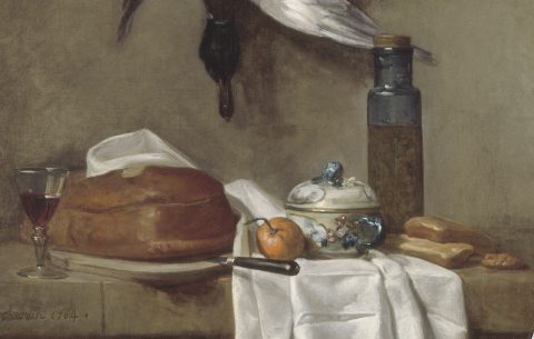 Detail of Still Life