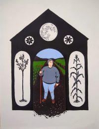 The Farm Lady by Catherine Aiello