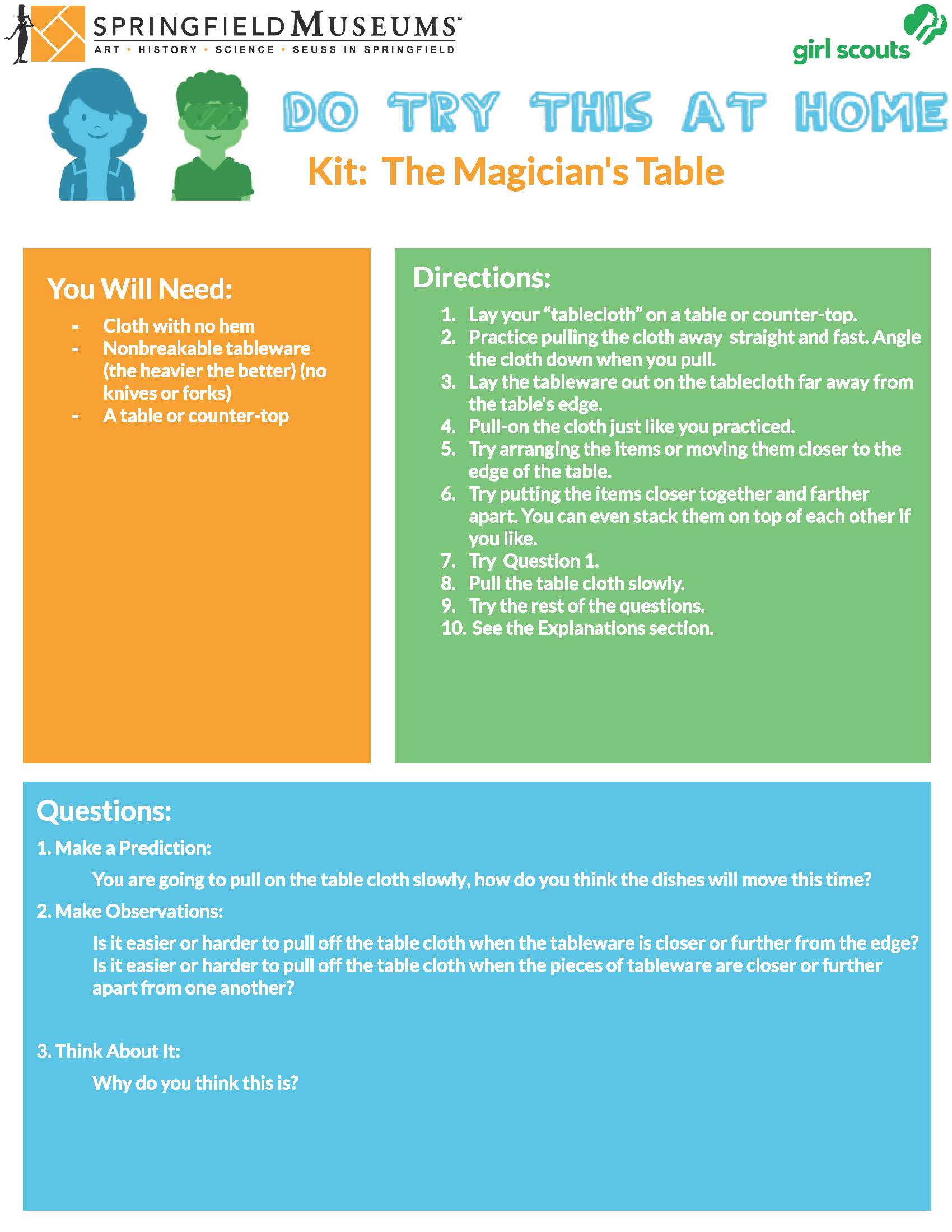 The Magician's Table
