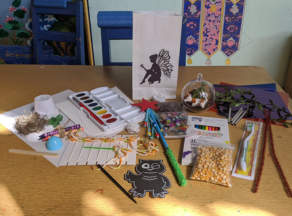 Into The Autumn Mist Activity Kit: Add On For More Than One Child (Shipping 10/2)