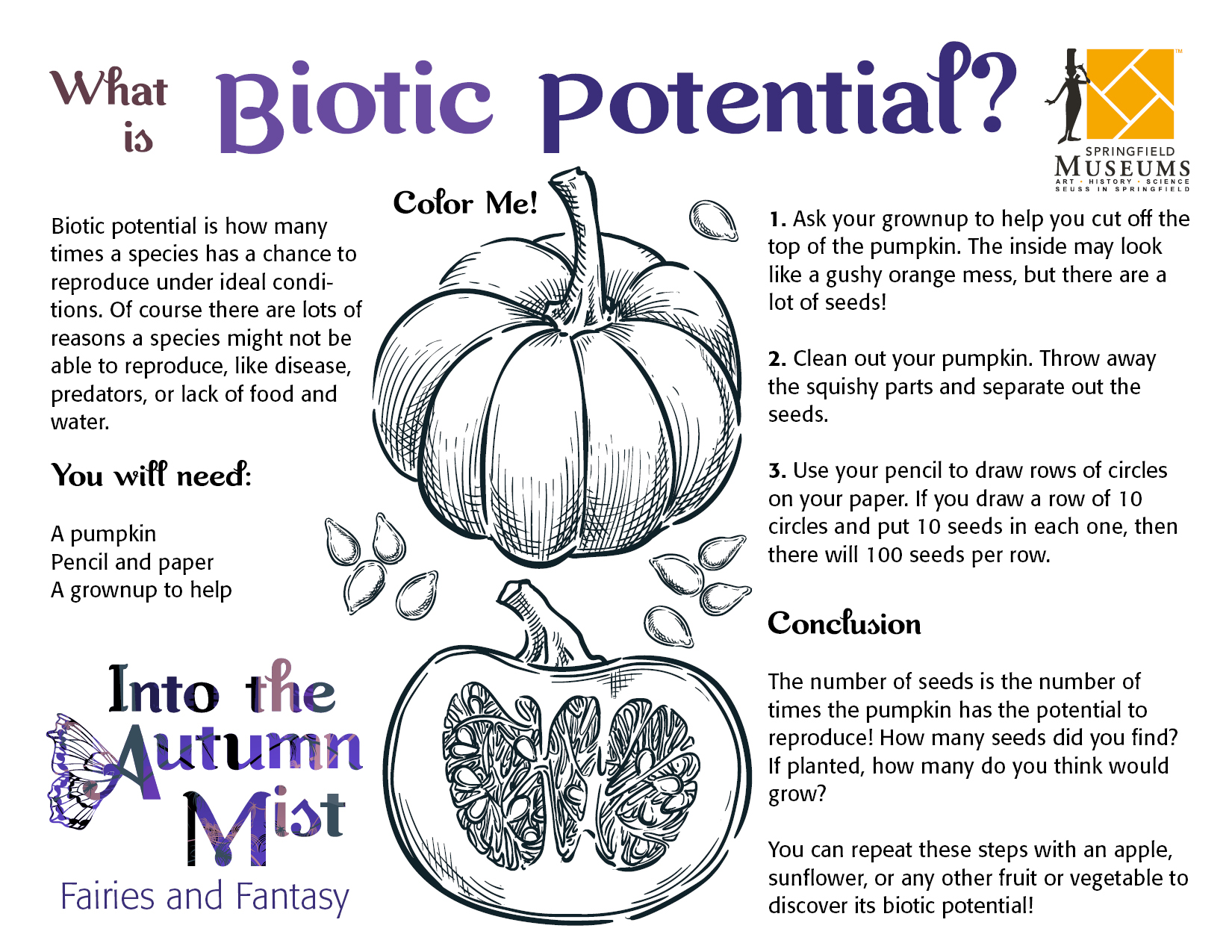 What is Biotic Potential?