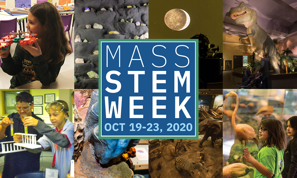 Mass STEM Week Oct 19-23, 2020
