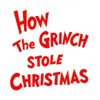 How The Grinch Stole Christmas Program Pack