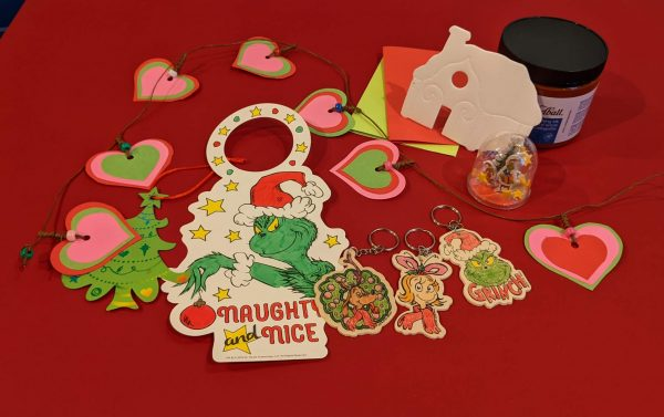 Grinchmas Activity Kit