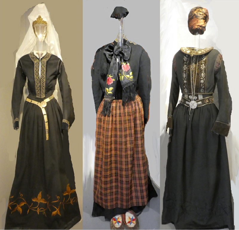 Polish & European Costume Design