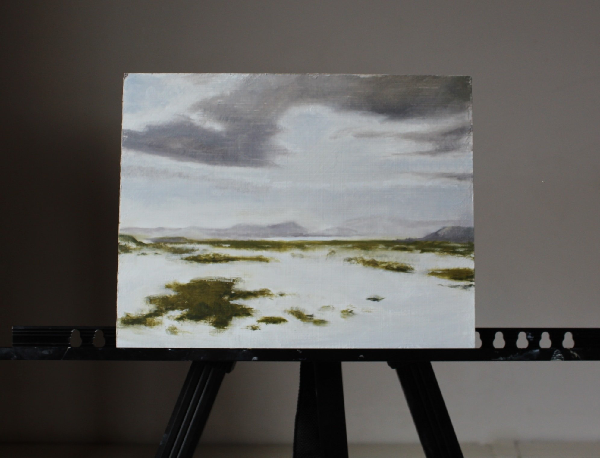 Painting Winter Landscapes