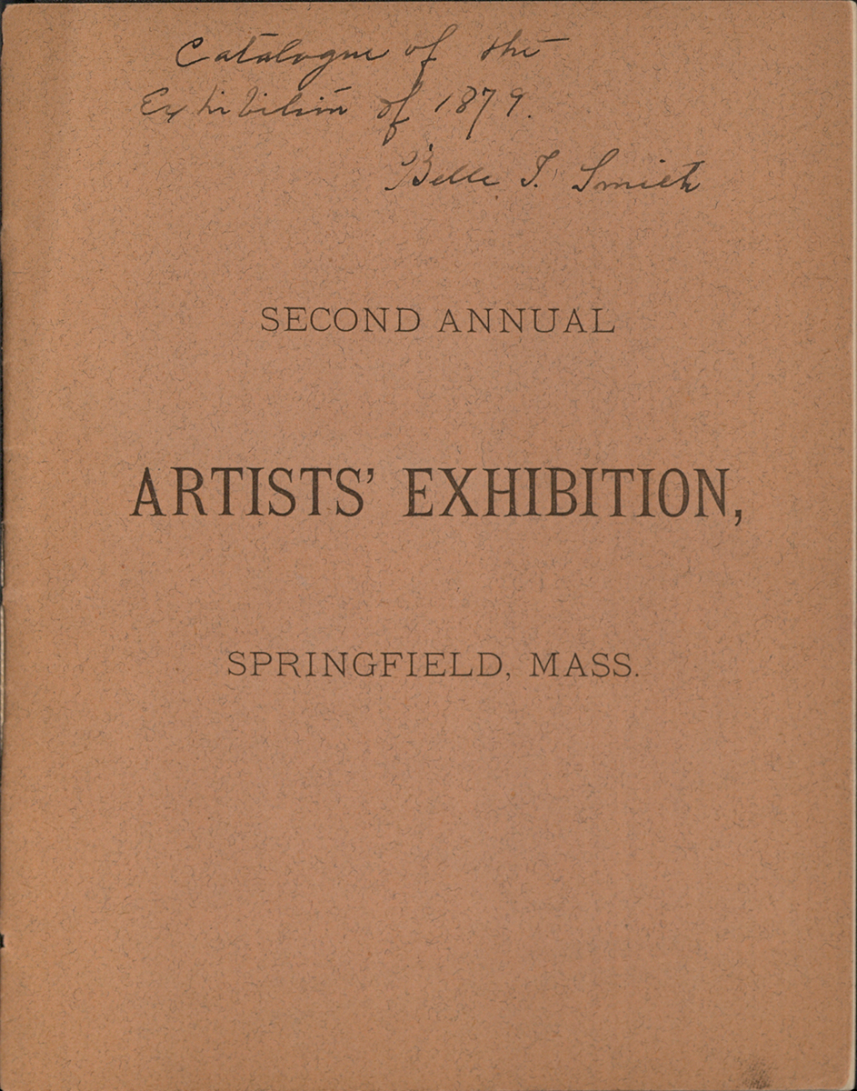 Second Annual Artists' Exhibition, 1879