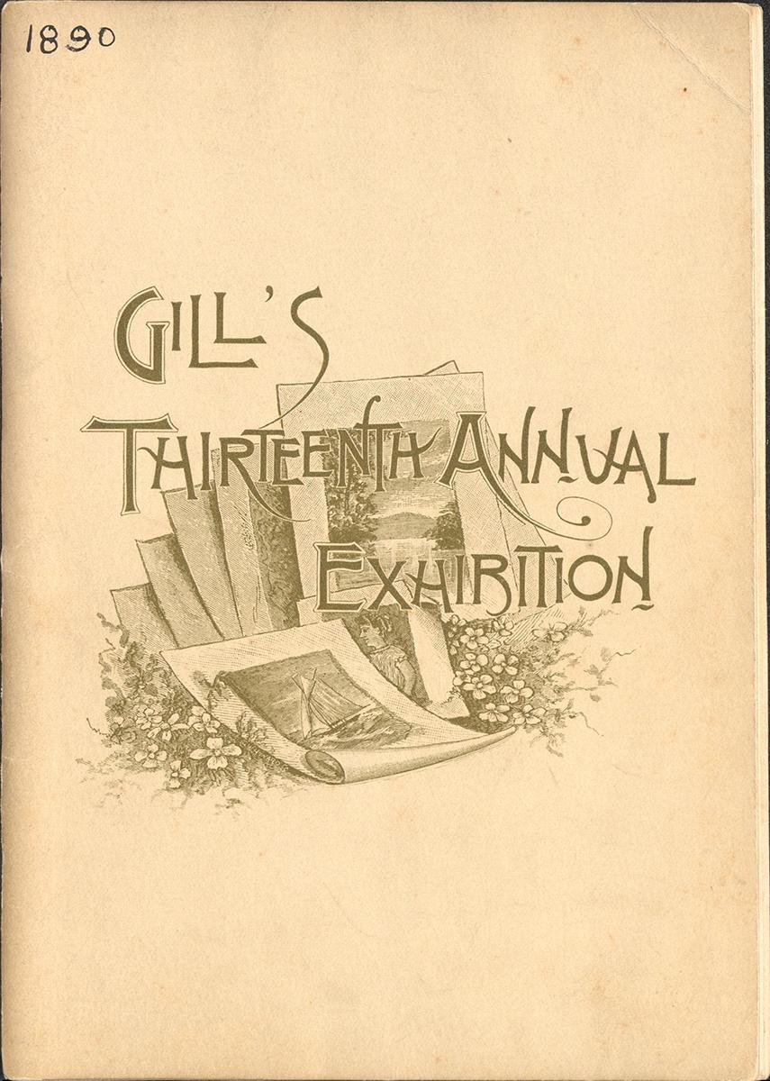 Thirteenth Annual Exhibition, 1890