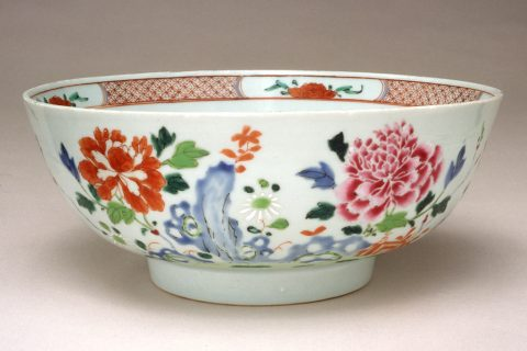 Punch Bowl, China, c. 1770