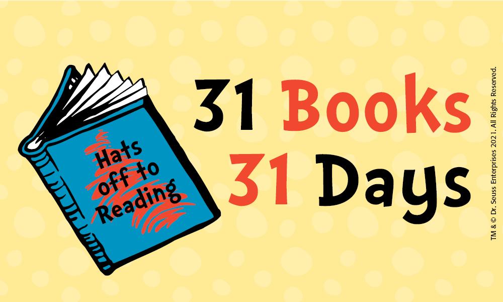 31 Books 31 Days