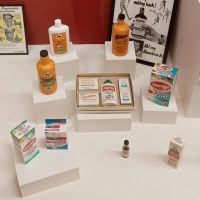 Assorted Absorbine Jr. products