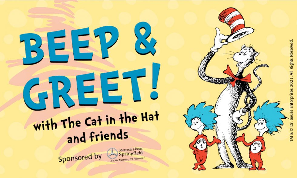 Beep and Greet with the Cat in the Hat and friends