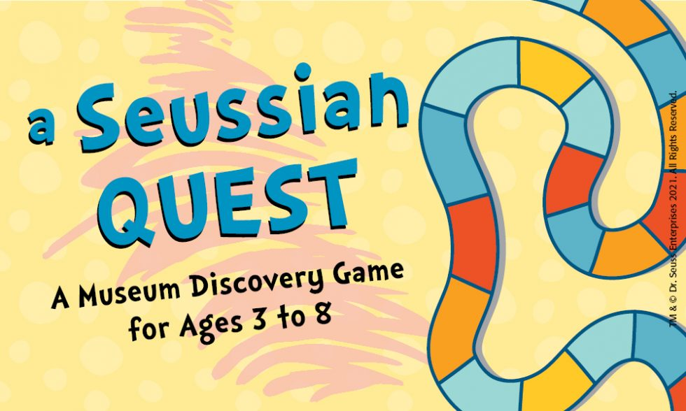A Seussian Quest