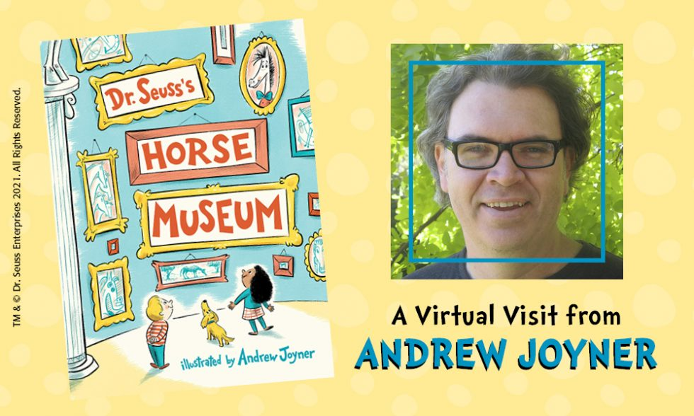 A Virtual Visit with Andrew Joyner