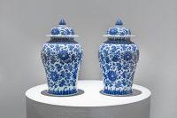 Ai Weiwei, Blue & White Porcelain