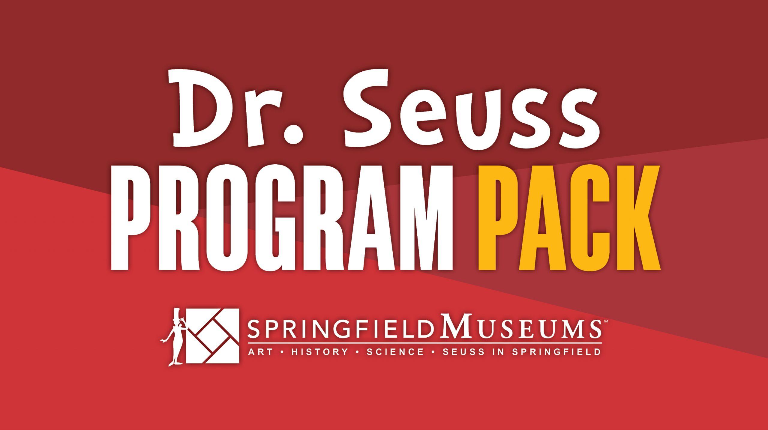 Dr. Seuss Program Pack