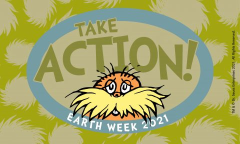 Take Action: Earth Week 2021