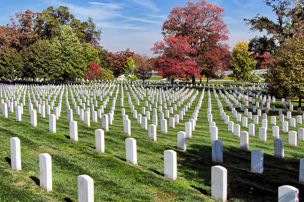 Arlington National Cemetery: Honoring Our Fallen Heroes
