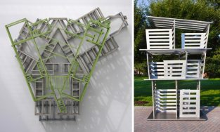 Constructing Poetry: Sculptural Work By Don Gummer