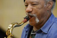 saxophonist Charles Neville