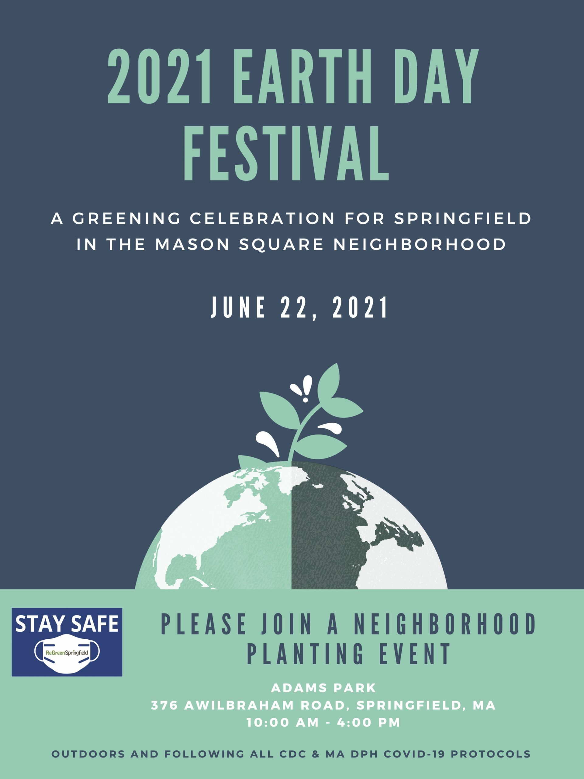 2021 Earth Day festiva;