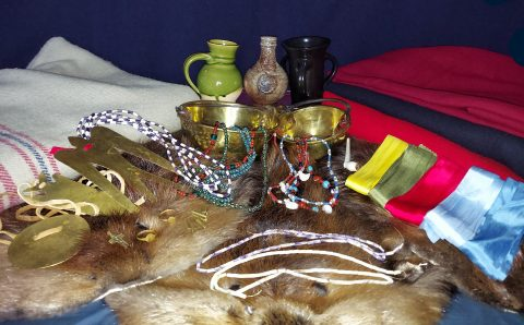 Assortment of good made by Native Americans