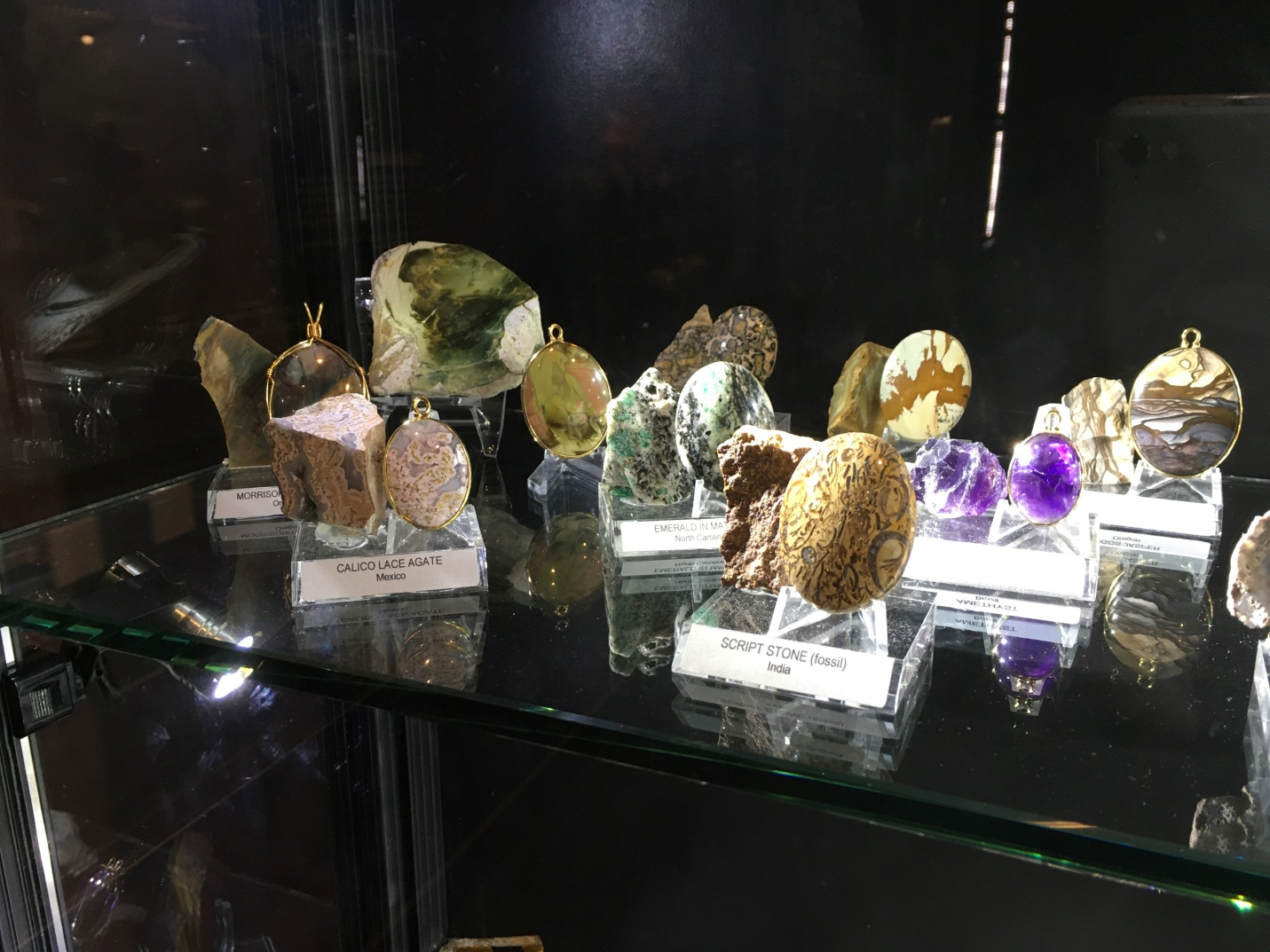 Mineral Collector Unearths Beauty To Share