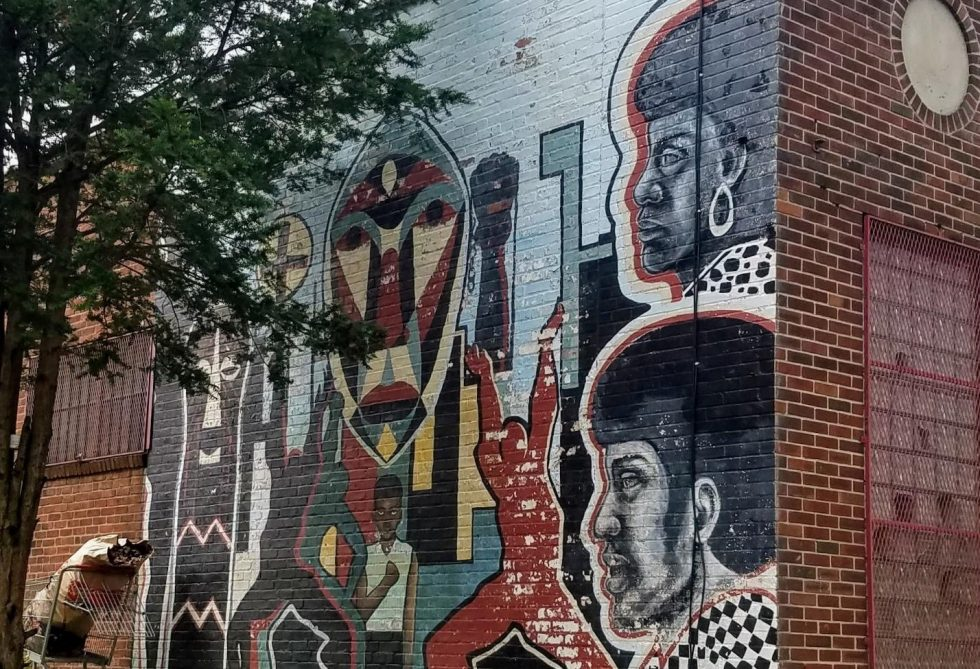 Local Call For Images And Reflections Of The Nelson Stevens Mural Project
