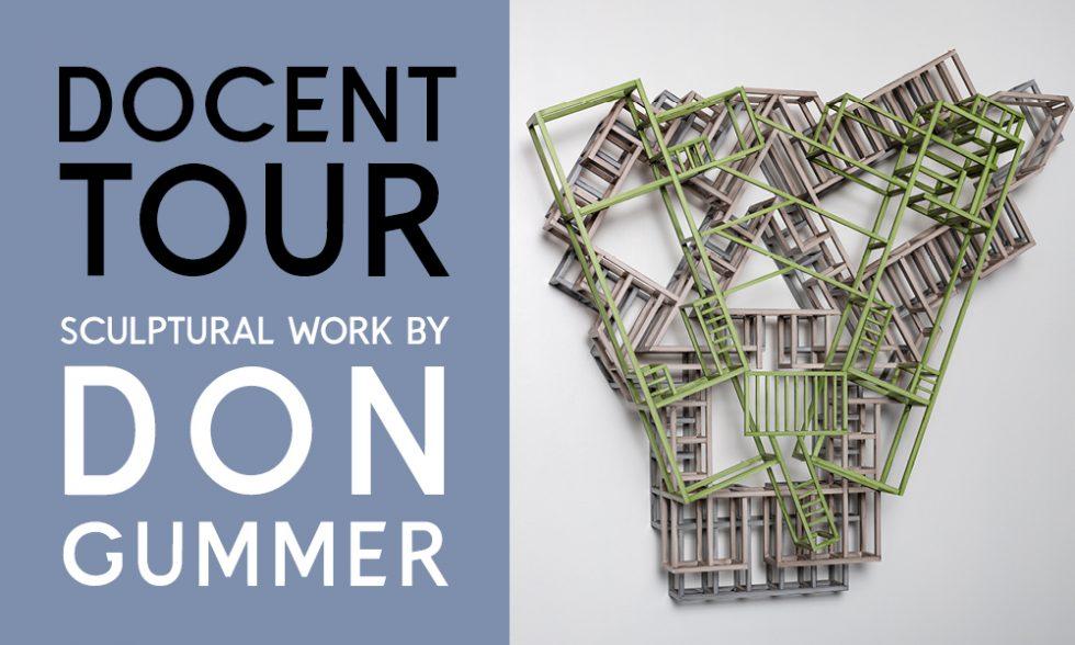 Architectural sculpture by Don Gummer
