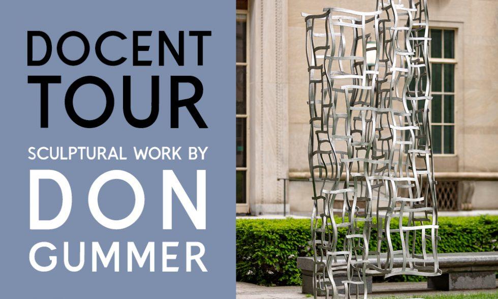 Tower sculpture by Don Gummer