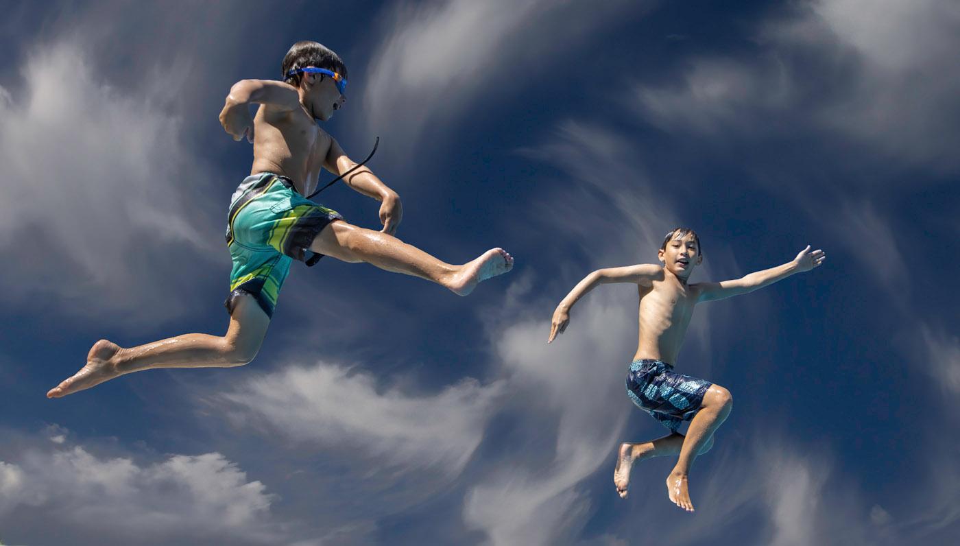 Sylvia Pyzocha, High Jump