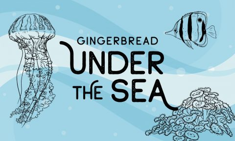 Gingerbread: Under The Sea