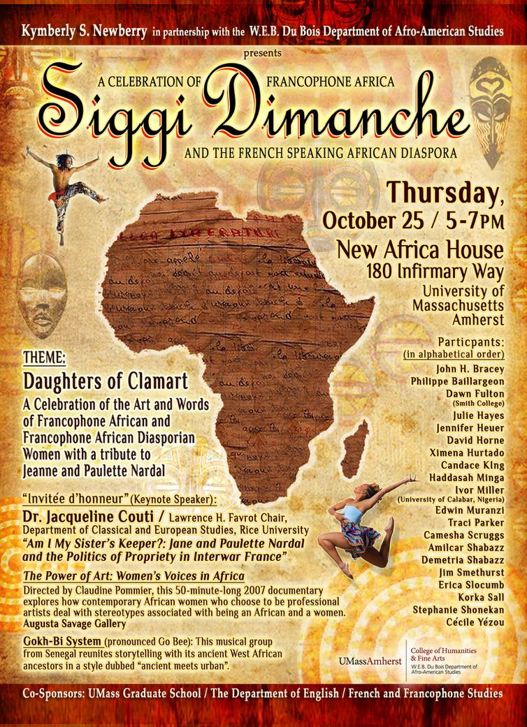 Siggi Dimanche Promotional Poster