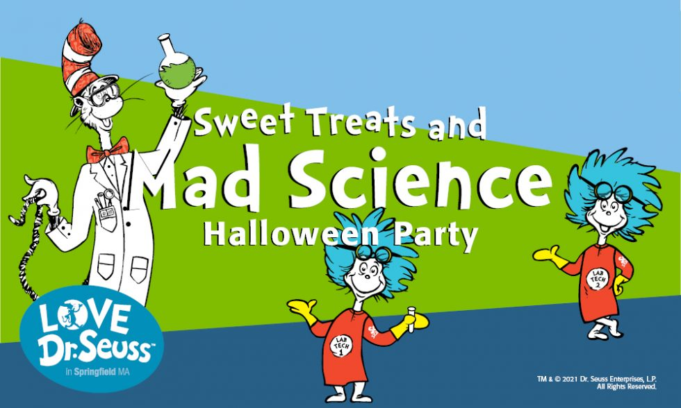 Sweet Treats and Mad Science Halloween Party